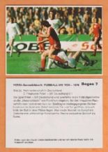 Poland v West Germany 1974 World Cup (Black) (25) (B) Bonhoff